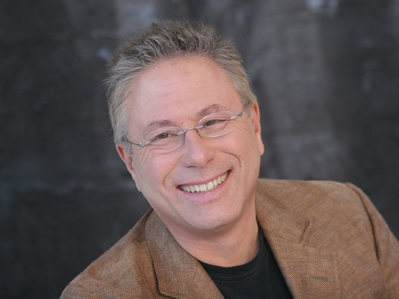 Alan Menken photo for D23 Expo 2017