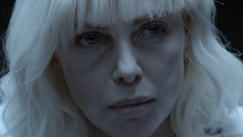 Atomic Blonde trailer charlize theron