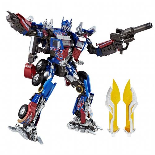 Check out the sickest Optimus Prime toy you'll ever need to buy!