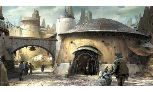 Disney's Star Wars-themed lands won't be a recreation of a Star Wars movie experience