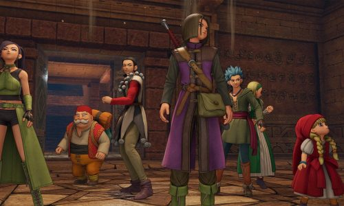 Dragon Quest XI features 3 different art styles across PS4 and 3DS