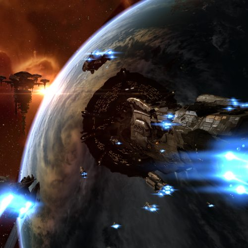 EVE Online's New Player Experience will continue to improve