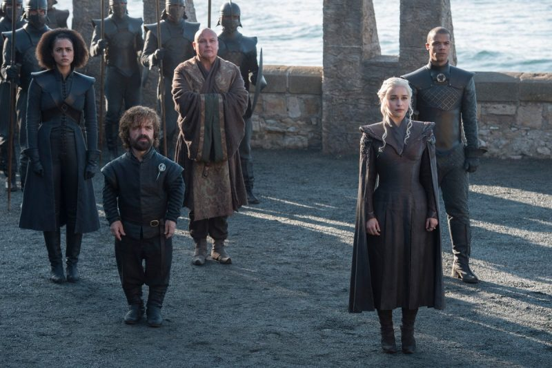 'Game of Thrones': New Season 7 Images Tease
