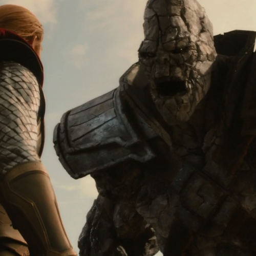 Which Planet Hulk characters will Thor encounter?