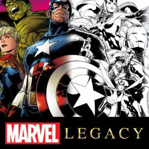 Axel Alonso says Marvel Legacy special will break the internet