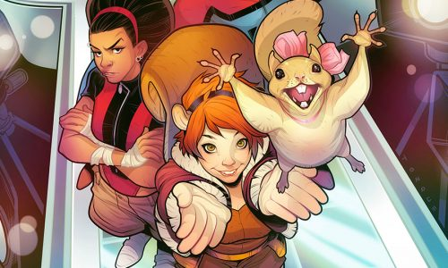 Squirrel Girl to lead team in live-action comedy, Marvel's New Warriors