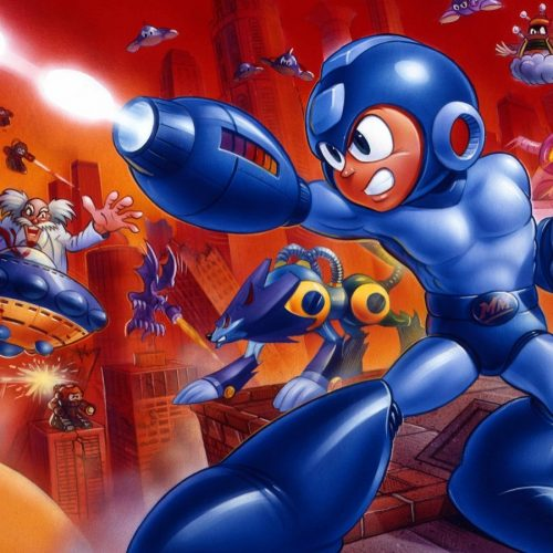 Dredd producer hopes to make an R-rated Mega Man film