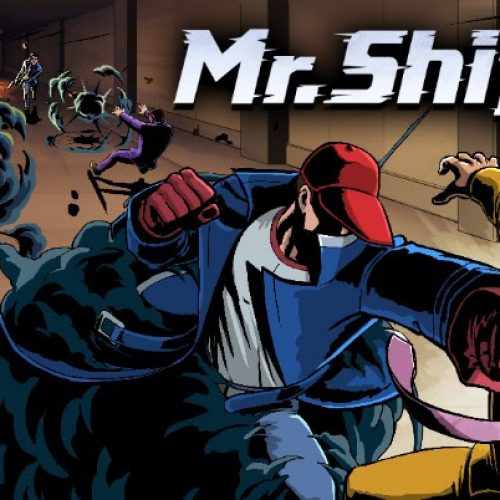 Mr. Shifty is a Switch game that's Hotline Miami with teleporting