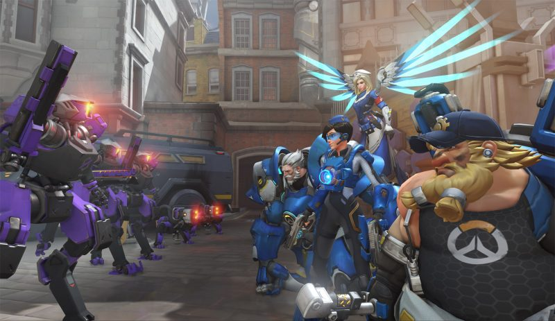 Overwatch Uprising event