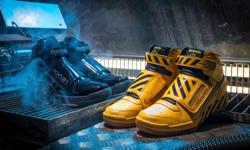 Reebok Alien Stomper sneakers will channel your inner Ripley and Xenomorph