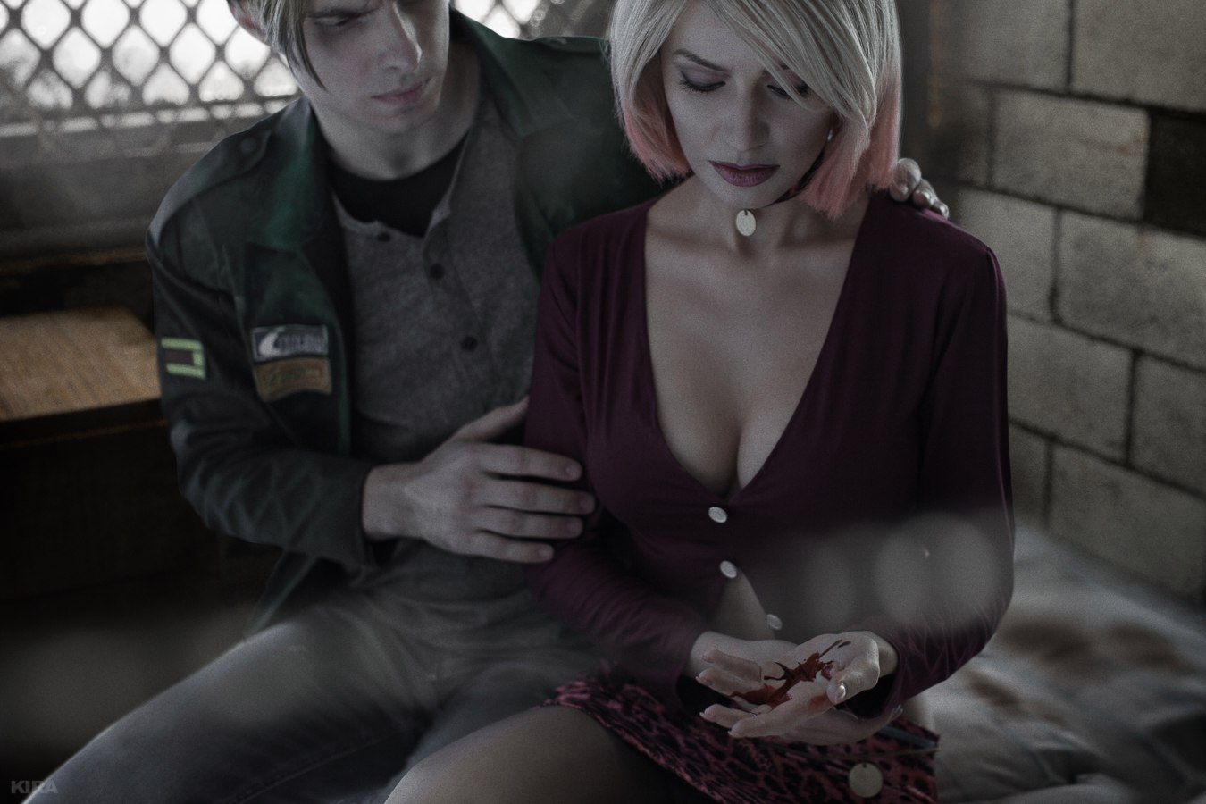 Silent Hill 2 Cosplay Captures The Game S Disturbing Atmosphere