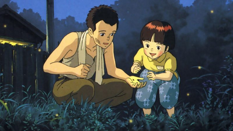 Happy anniversary, Grave of the Fireflies