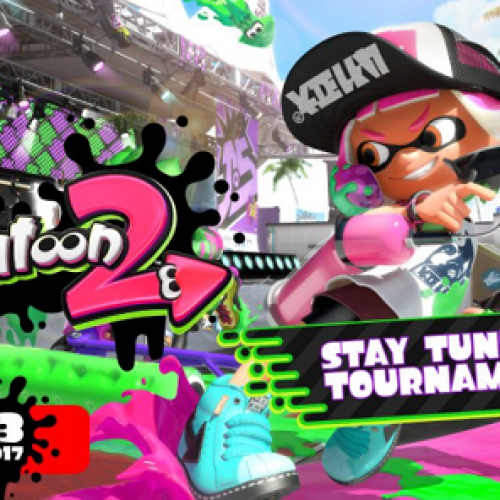 Nintendo to hold Splatoon 2 tournament at this year's E3