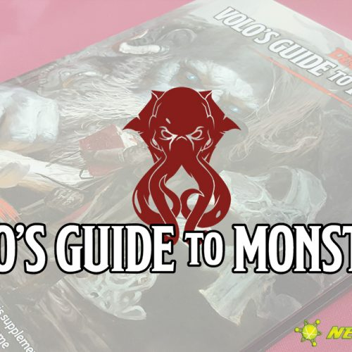 Dungeon and Dragons – Volo's Guide to Monsters (review)