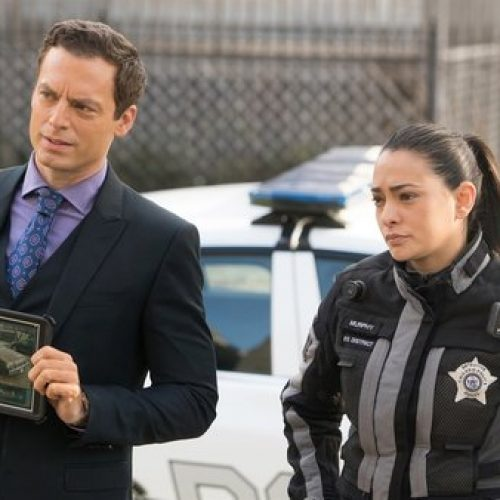 Here's why you should be watching FOX's cop show 'APB'