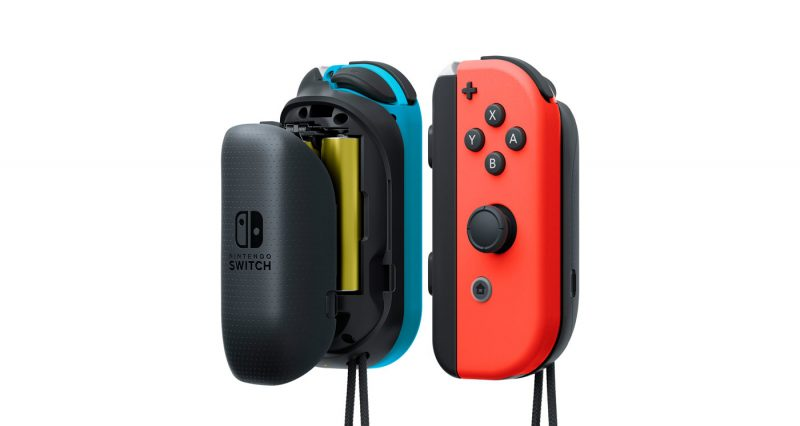 Joy-Con Battery Pack nintendo switch