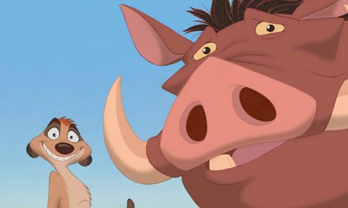Sorry, Nathan Lane & Ernie Sabella. Billy Eichner & Seth Rogen taking over as Timon and Pumbaa in 'Lion King'