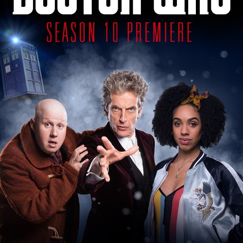 Doctor Who Season 10 premiere is coming to a theater near you!
