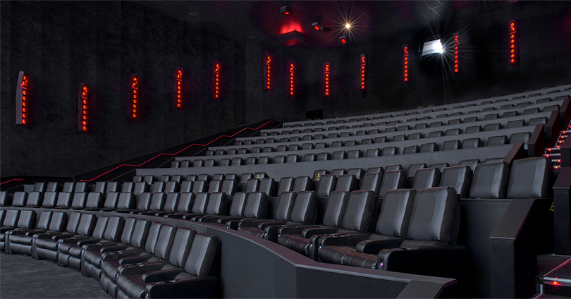 Dolby Cinema at AMC - Theater Seating