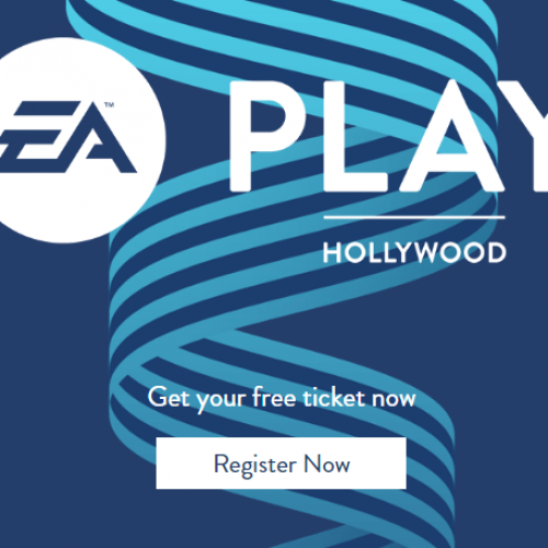 Get your free EA Play 2017 tickets while they last