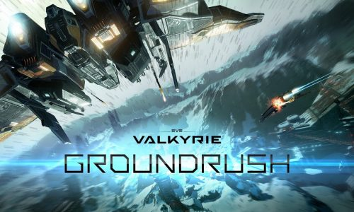 EVE Valkyrie's new free update, 'Groundrush,' takes the battle to the ground