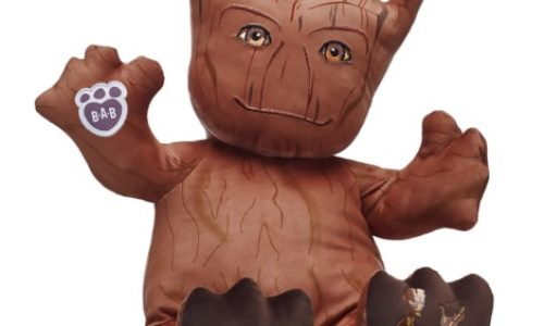 Build-A-Bear Workshop launches Guardians of the Galaxy collection