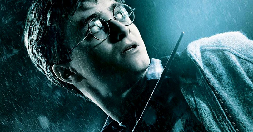 Harry Potter and the Half-Blood Prince - Poster #3