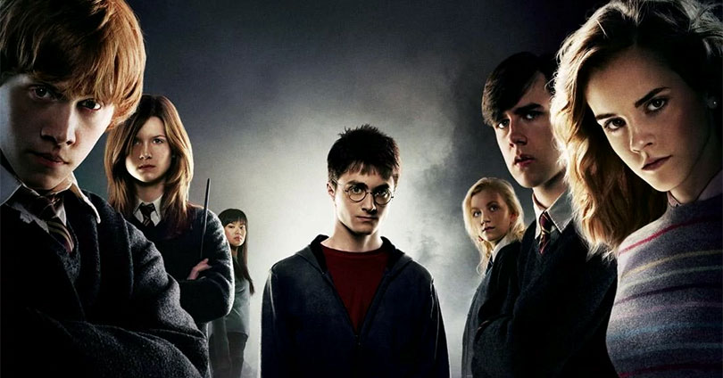 Harry Potter and the Order of the Phoenix - Poster #2