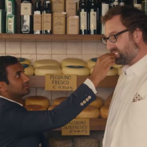 Netflix's Master of None returns on May 12th!