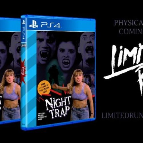 After 25 years, Night Trap is finally headed to the PS4 and Xbox One