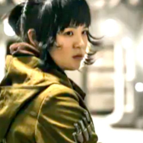 Kelly Marie Tran joins cast of Star Wars: The Last Jedi