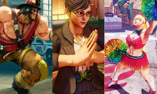 These new Street Fighter V costumes are downright fierce