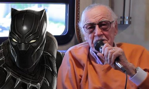 Stan Lee on why Black Panther is his most anticipated Marvel film