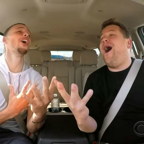Watch Warriors star Steph Curry belt out some Frozen and Moana Tunes