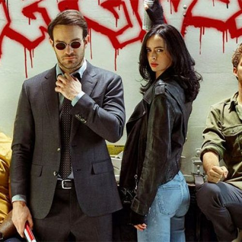 Time to defend the city! Marvel and Netflix reveal premiere date for 'The Defenders'