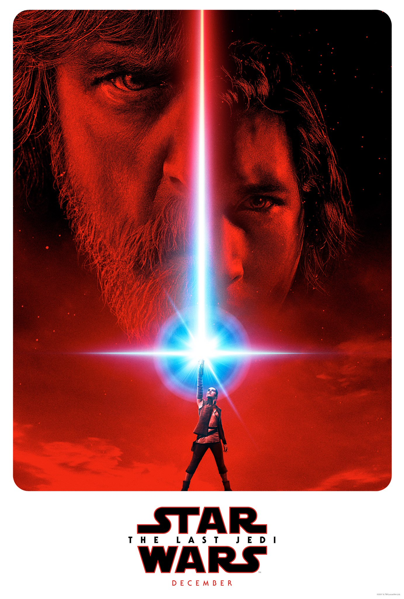 Star Wars: The Last Jedi - Poster #1