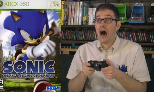 AVGN fulfills demand for angry Sonic '06 review