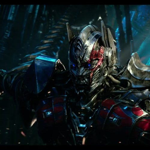 New Transformers: The Last Knight trailer teases Optimus Prime's creator, possibly a Quintesson