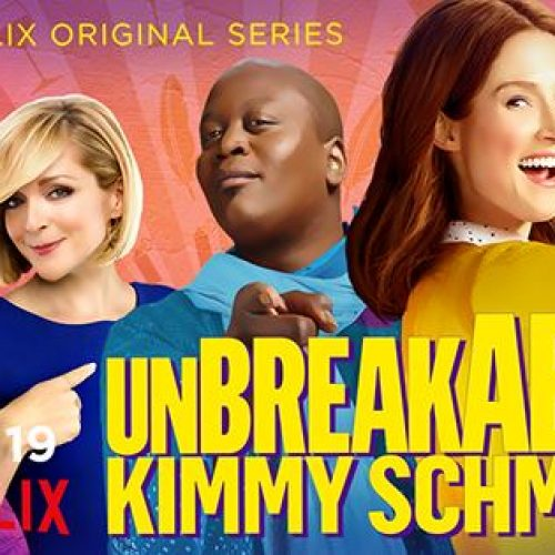 Unbreakable Kimmy Schmidt season 3 trailer arrives