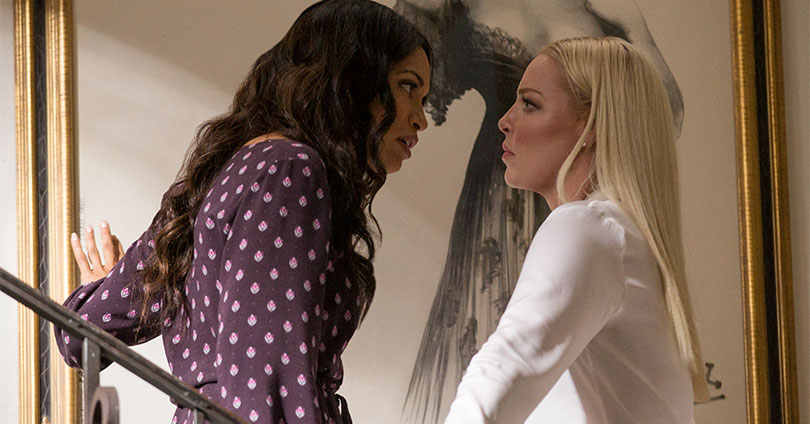 Unforgettable - Rosario Dawson and Katherine Heigl