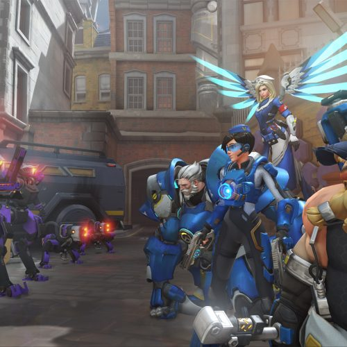 Overwatch adds new PVE mode with Uprising Event