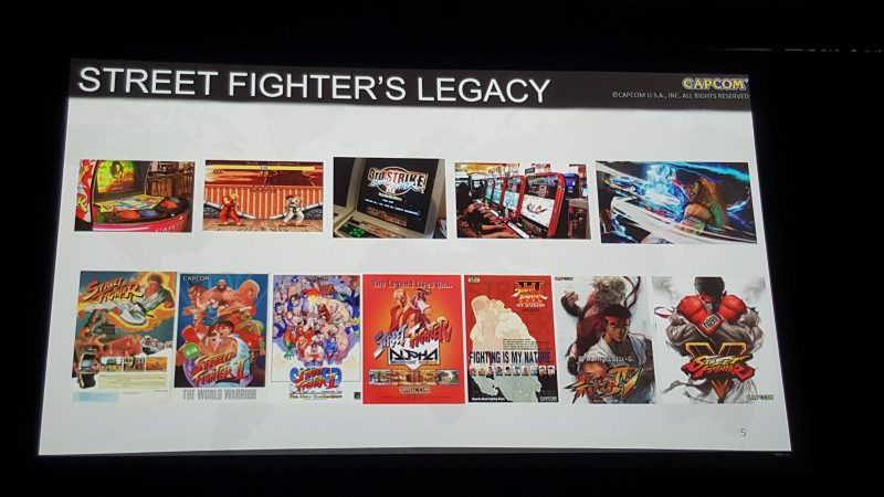 Street Fighter 30th Anniversary Panel