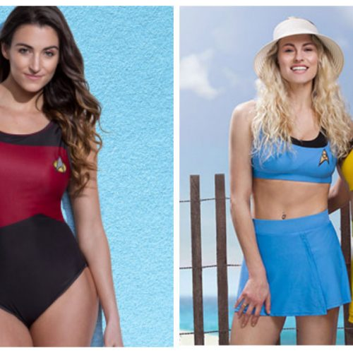 ThinkGeek launches new Star Trek swimsuit collection