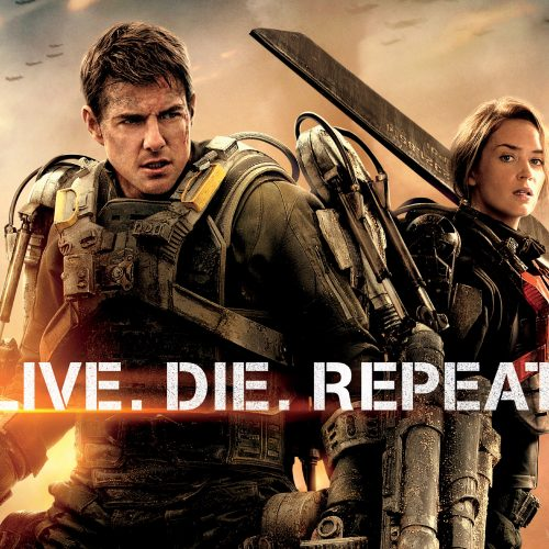Live Die Repeat and Repeat: Tom Cruise and Emily Blunt back for Edge of Tomorrow sequel