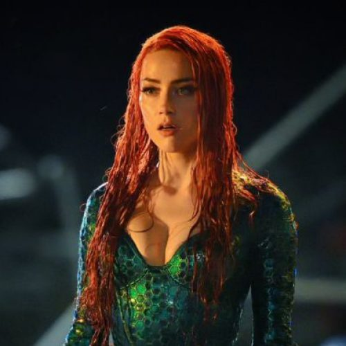 New Aquaman photo of Amber Heard as Mera should make fans happy