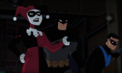 'Batman and Harley Quinn' is like a continuation of the Batman animated series