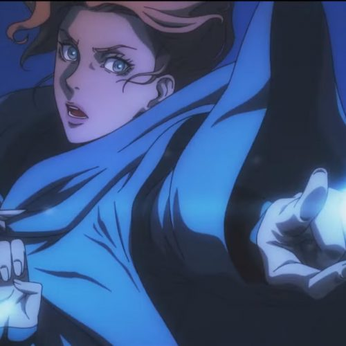 Netflix's Castlevania teaser trailer shows off beautiful animation