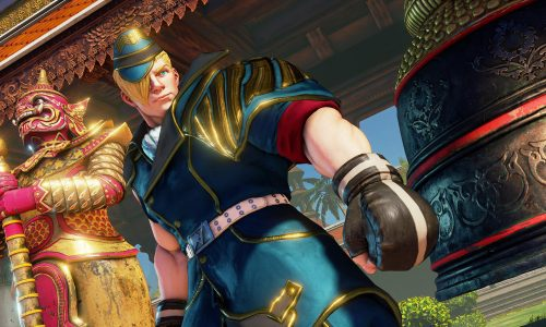 Street Fighter V's Ed is a mix of M. Bison and Balrog