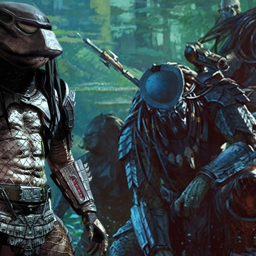 First set photo for upcoming The Predator movie revealed