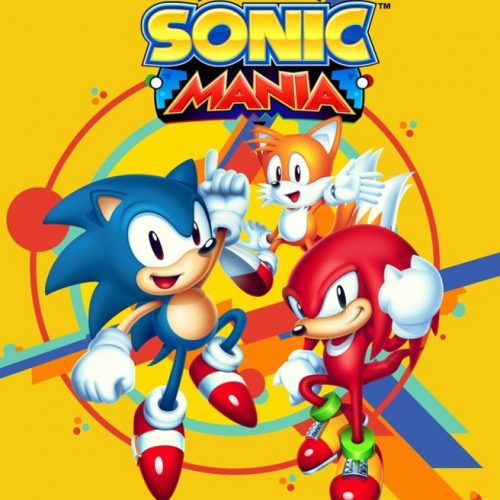 Sonic Mania gets a new trailer and release date